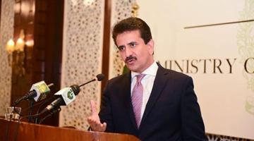 巴基斯坦:与河南同在 愿在中方需要时提供帮助