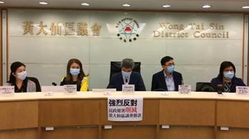 66名区议员面临DQ 黎荣浩:区会不应成播独基地