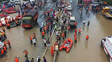 郑州特大暴雨已致51人遇难