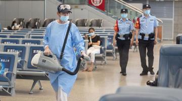 南京新增12例本土病例详情公布 一区域调为高风险