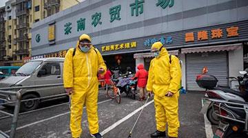 南京多地由低风险地区调整为中风险地区