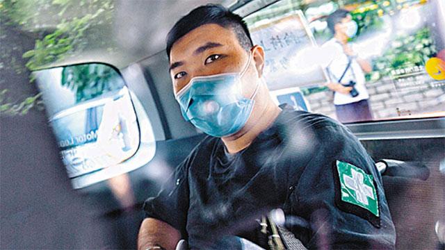 国安首犯唐英杰煽动分裂国家及恐怖活动罪成