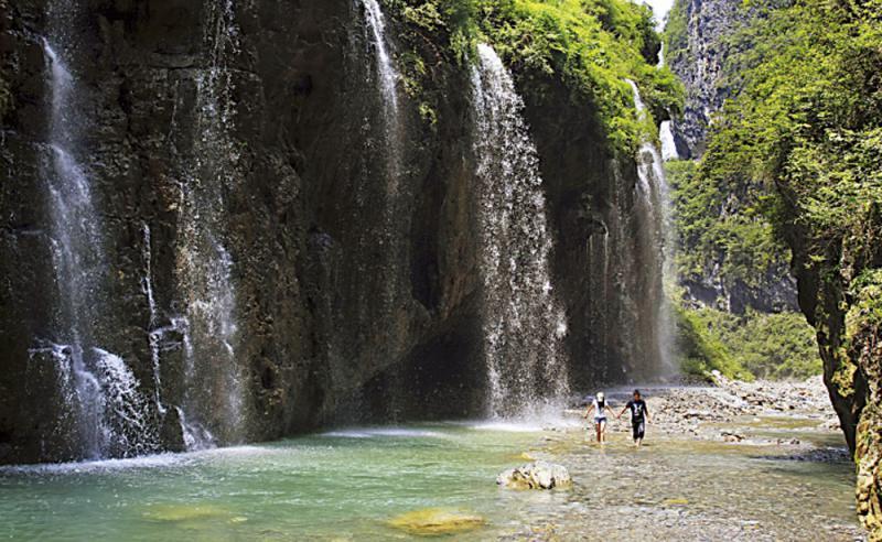 重慶五里坡列入世界自然遺產
