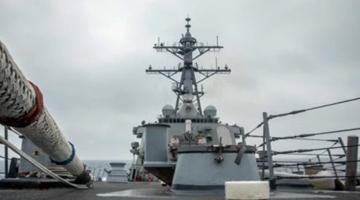 东部战区谈美舰穿航台湾海峡:随时应对一切威胁挑衅