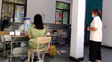 南京第三轮全员核检已查出15例阳性
