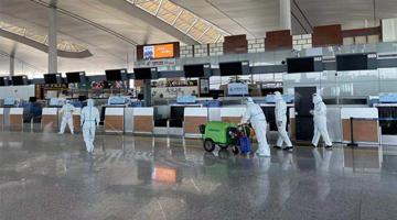 南京禄口机场航线均暂停运营 火车站劝返3700人