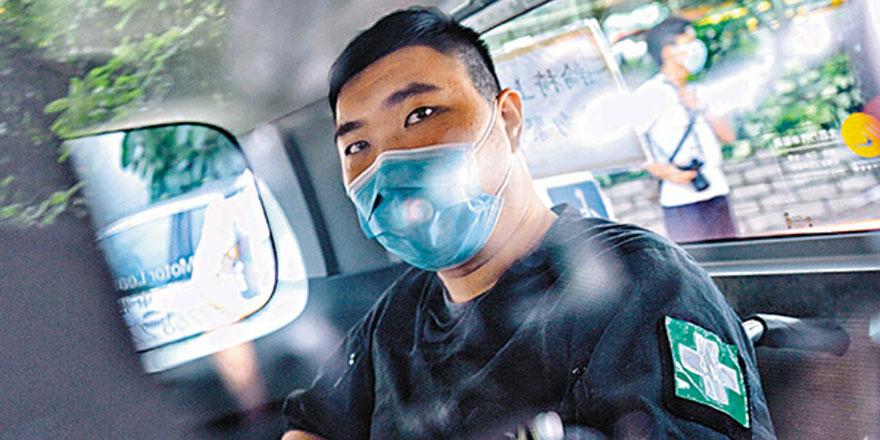 违反香港国安法首犯唐英杰罪成 判囚9年