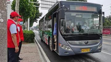 郑州交通秩序趋于正常 运营公交线路全部恢复