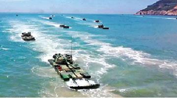 ?军事专家:反制美国 中国军事措施多样化