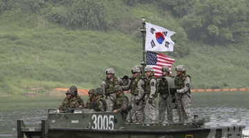 韩美就联合军演保持协商 韩高官:最好推迟举行