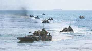指名道姓针对美台!东部战区宣布在台岛周围联合演习