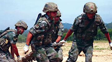 两大战区军演铸剑封控台海 反制外来军事干预