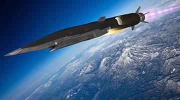 """俄罗斯""""锆石""""高超音速导弹升级 首次透露导弹的存在"""