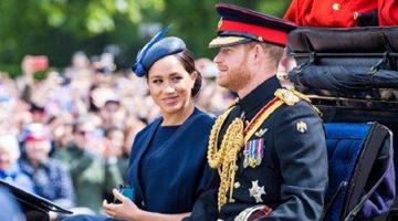 英国女王准备起诉哈里王子夫妇