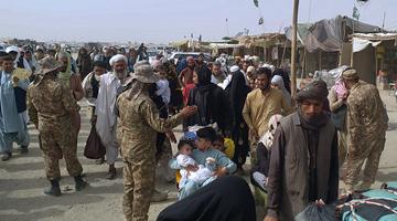 韩国外交部:将接收391名阿富汗人进入韩国