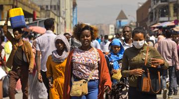 埃塞俄比亚150名平民被恐怖组织杀害