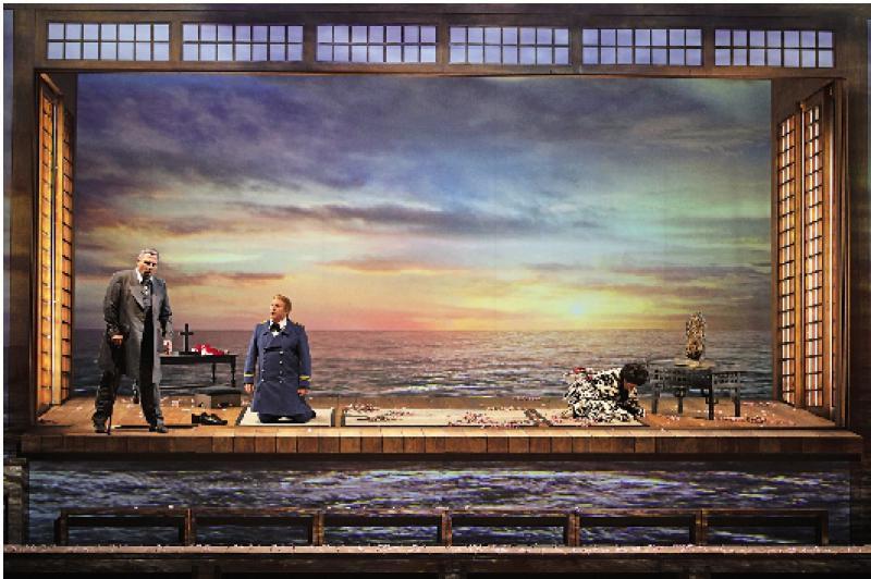 香港歌剧院呈献浦契尼《蝴蝶夫人》