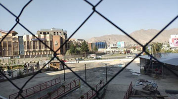 喀布尔机场发生爆炸 在阿富汗华人:安全有保证