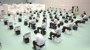 日本疫情恶化 163万剂莫德纳疫苗受污染全部停用