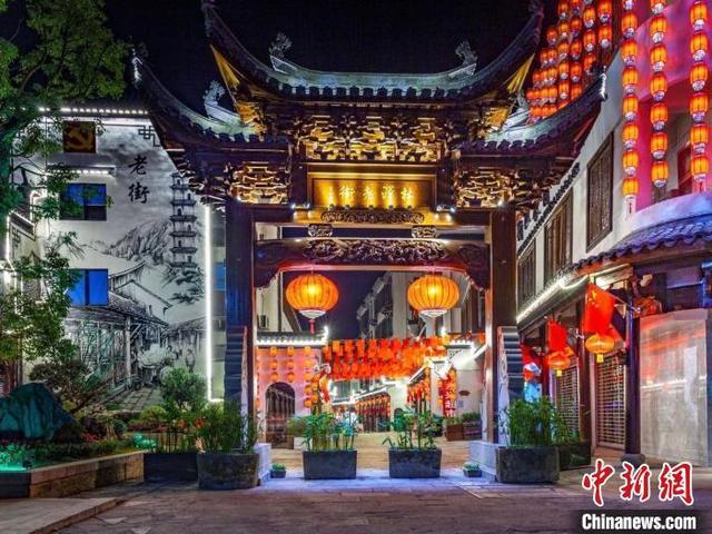 浙江衢州杜澤老街:在保留煙火氣中持續「走紅」