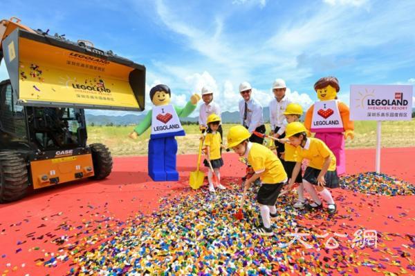 國內3個樂高樂園度假區同步開建:此前全球僅8個投入運營