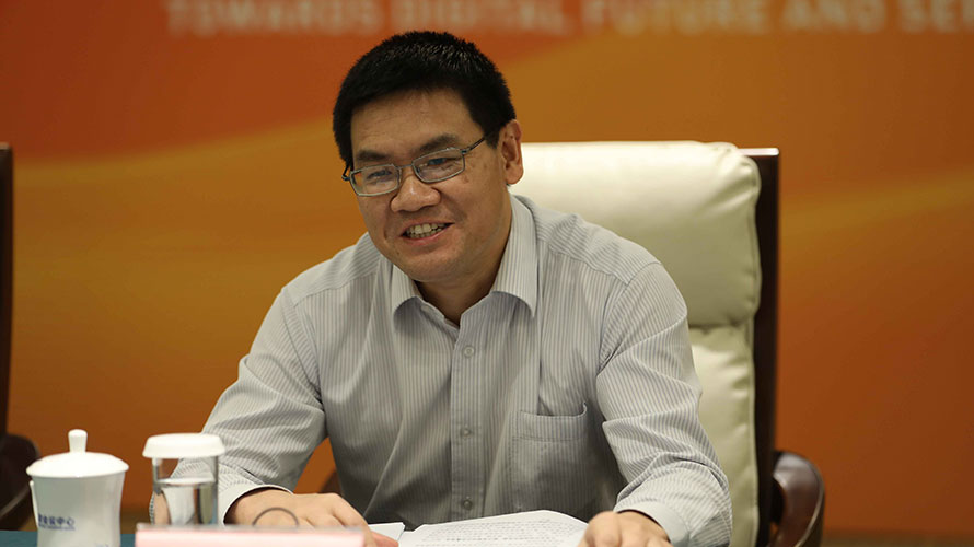 大公专访丨杨晋柏:服贸会助企业拓展商机 京港合作互利共赢