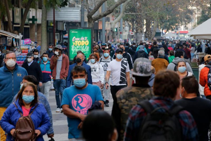 八成民众打科兴 智利生活趋复常
