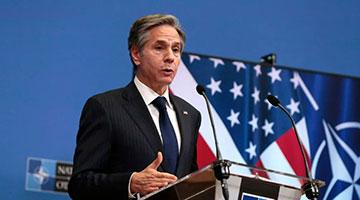 美国国务卿将就从阿富汗撤军到国会作证