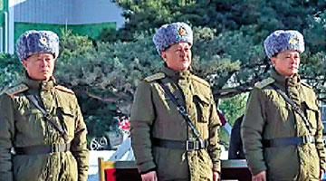 朝鲜人民军总参谋长朴正天出任政治局常委