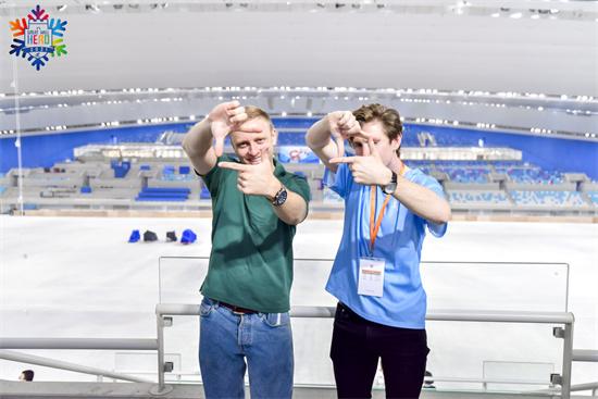 「雙奧」之城北京推薦三條冬奧旅遊路線 10萬海外粉絲圍觀「冰絲帶」