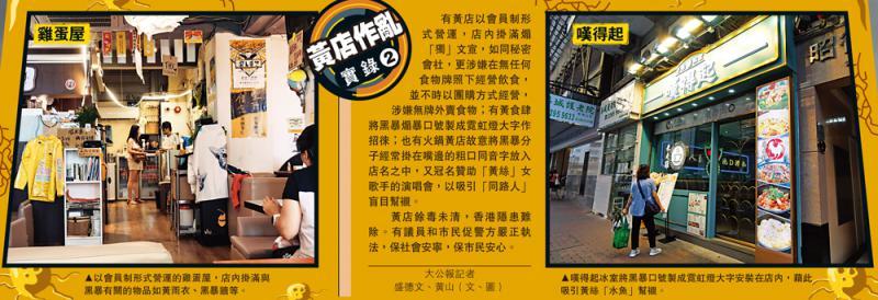 """涉无牌经营饮食搞团购 黄店余毒未清给香港社会埋""""炸弹"""""""