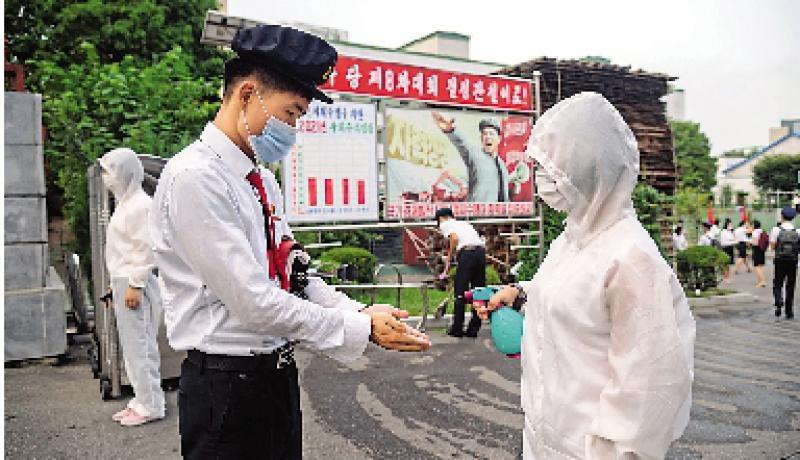 ?朝鲜数次拒收疫苗 吁先供应重灾国