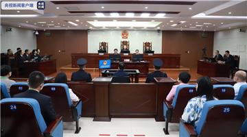 重庆市公安局原局长邓恢林一审被控受贿超4267万