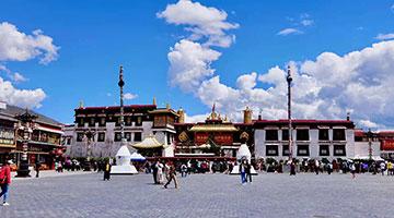藏传佛教圣地大昭寺