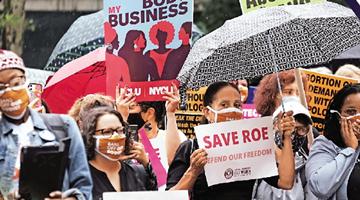 """美得州出台""""最强""""堕胎法 科技企业望而却步"""