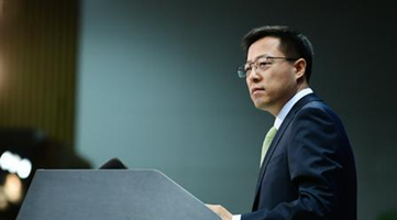 """美日印澳领导人将讨论""""应对中国"""" 外交部回应"""
