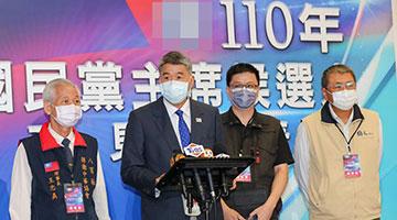 张亚中遭控违纪 恐失去选举党主席资格