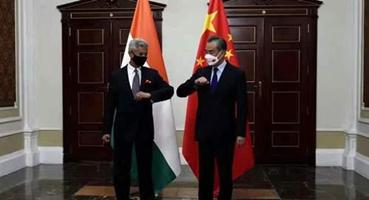 王毅会见印度外长苏杰生:防止涉边事件反复发生