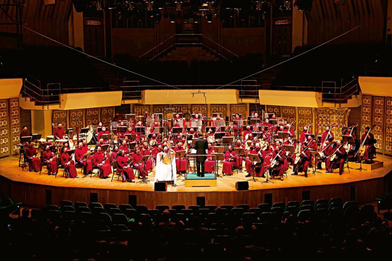 香港中乐团新乐季开锣