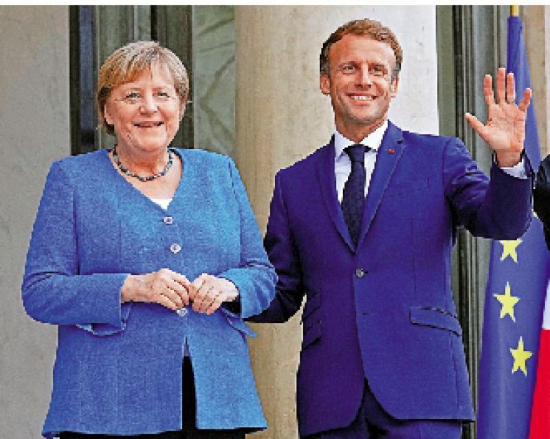 默克尔将卸任 法德同盟或生变