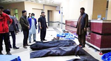 美军承认在阿富汗空袭炸死10名平民 包括7名儿童