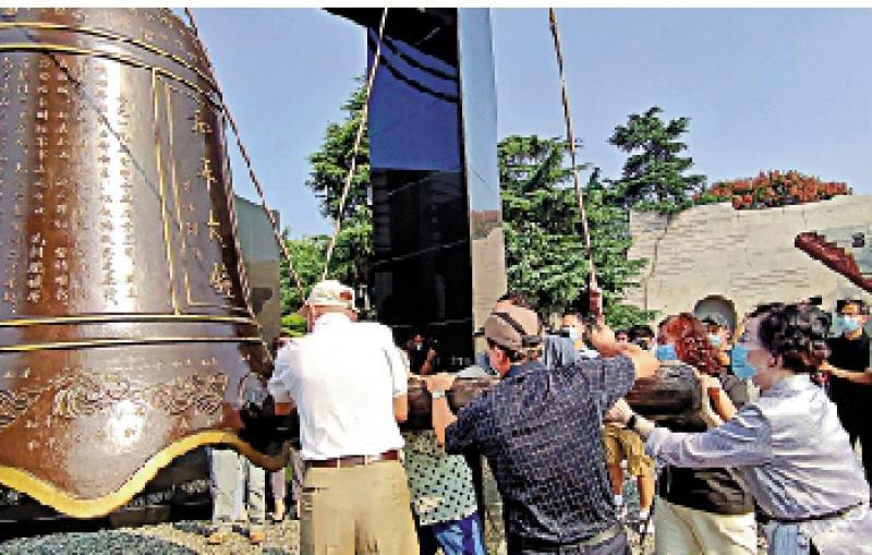 南京大屠杀幸存者后代吁勿忘国耻