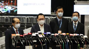 选委会选举丨冯骅:收5宗投诉 将留意是否需简化程序
