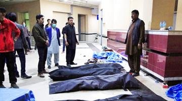 阿富汗无辜平民死于美轰炸 五角大楼指定人选调查