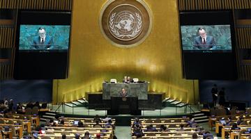 阿富汗塔利班提名驻联合国代表 要求在联大发言