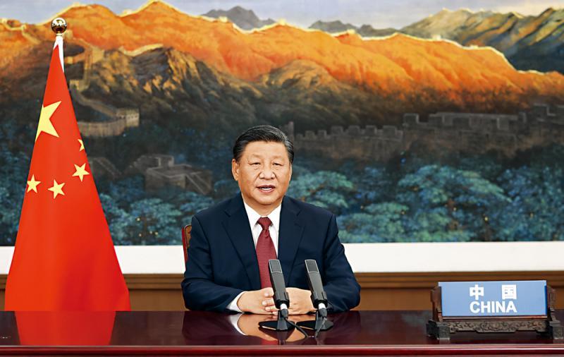 习近平:世界容得下各国共同进步