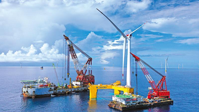 支持绿色低碳发展 不再新建境外煤电项目