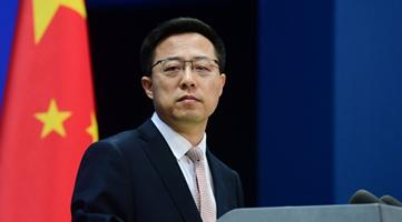 台湾当局申请加入CPTPP 外交部回应