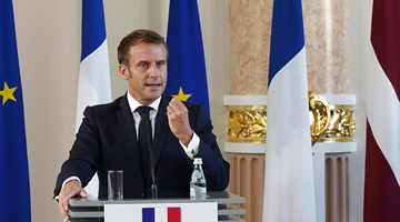 拜登与马克龙通话了 被召回的法国大使将重返美国