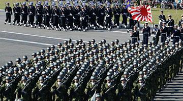 一场特殊时刻的罕见大型军演 把日本彻底暴露了